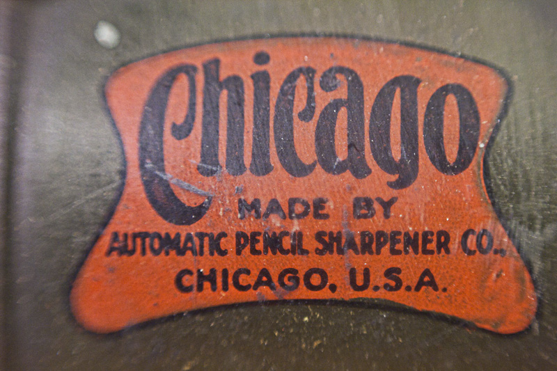 Chicago Automatic Pencil Sharpener