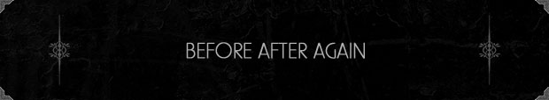 Before After Again Banner