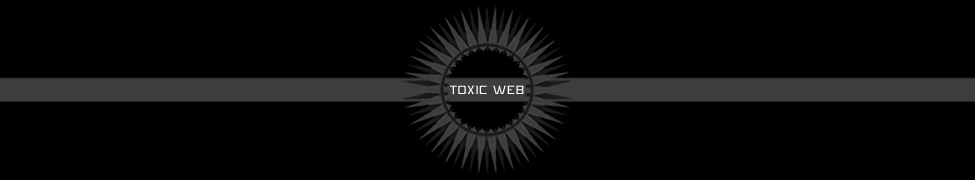 Toxic Web Banner