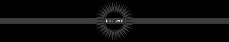Toxic Web Banner